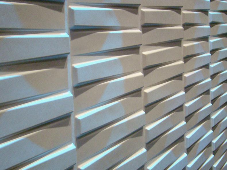 3d wandpaneel mosaik deckenplatte wandverblender bladet. Black Bedroom Furniture Sets. Home Design Ideas