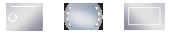 Wc Spiegel Ohne Beleuchtung : Gäste WC Waschtisch Spiegel mit Beleuchtung (ohne Beleuchtung ...